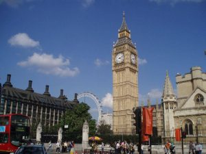 St. Giles International London 1