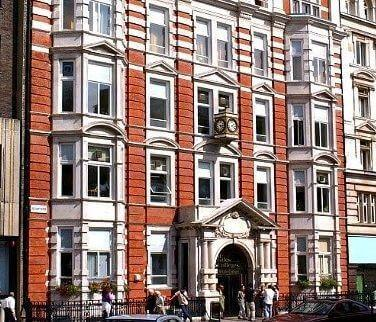 St. Giles International London 2