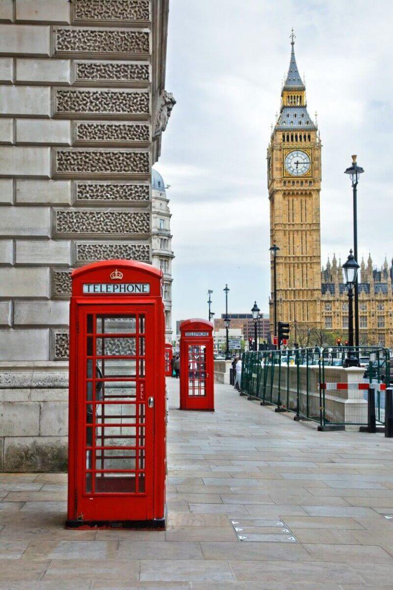 St. Giles International London 3