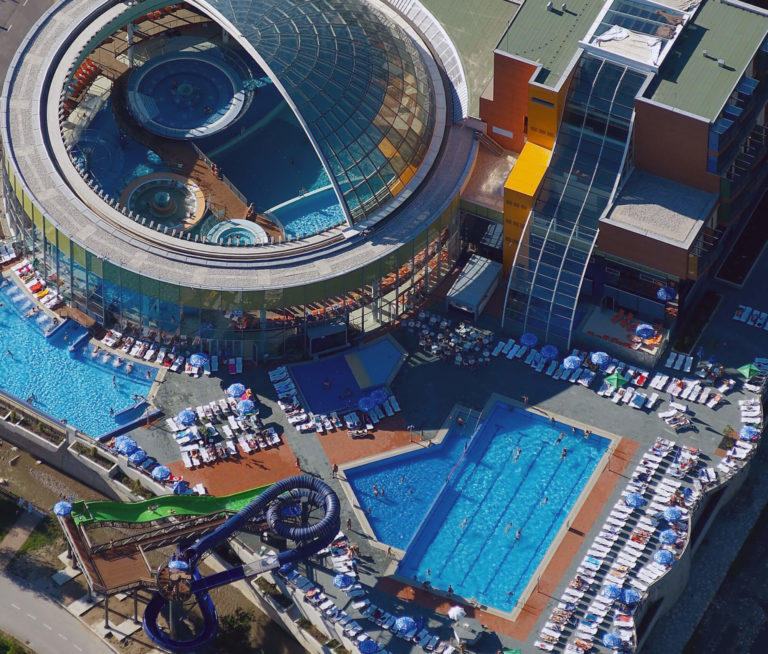 Terme Laško Aquapark day