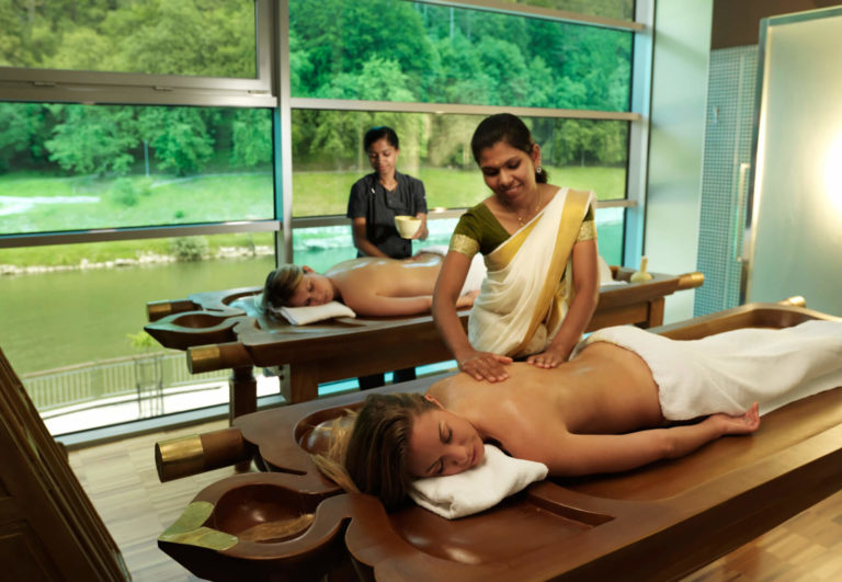 Terme Laško Ayurveda massage