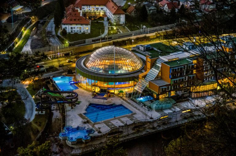 Terme Laško hotel Thermana park Laško